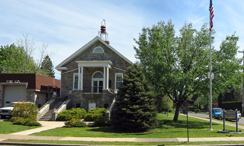 Rutledge town-hall