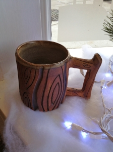 Mug by Barbara McKee - $20 at Anabelle's Wish Fundraiser!