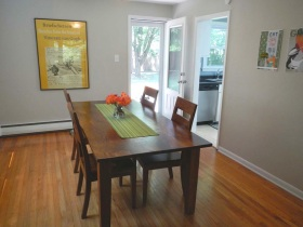 Bright, light-filled and lovely! 5 Dartmouth Circle offers an easy lifestyle - just blocks from town center!