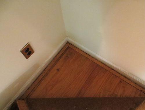 3.5 Under carpet