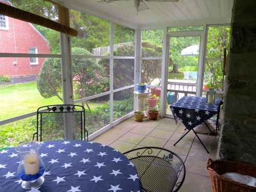 22 Screened porch