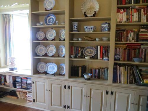 6 Bookshelves LR