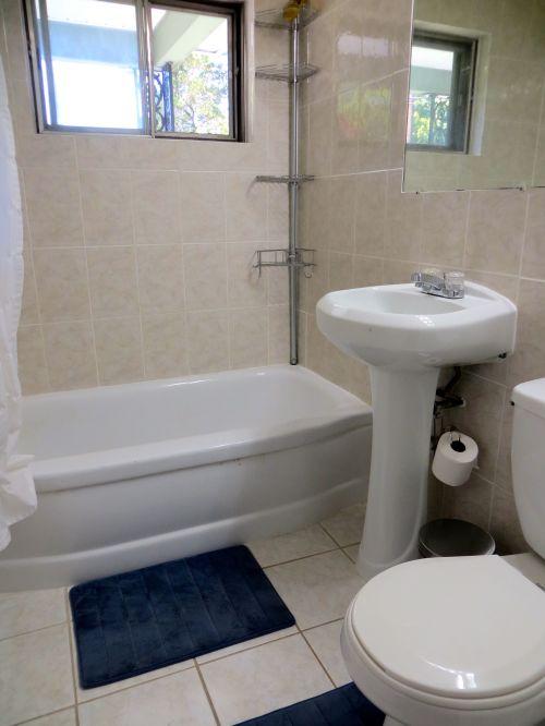 7 hall bath