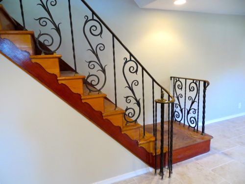 9.5 LL staircase