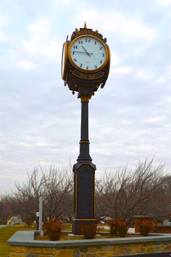 The Brookhaven Borough Clock Tower