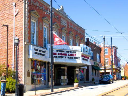 20 Media Theatre