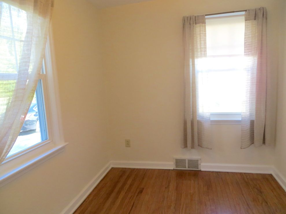 Bedroom 4 is also on the first floor and would make a perfect office