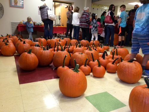 The Swarthmore Rutledge Home and School Association threw their Annual Fall Festival last Friday! There were pumpkins...