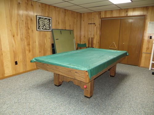 20 pool table