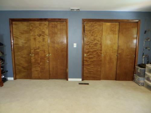 12 closets