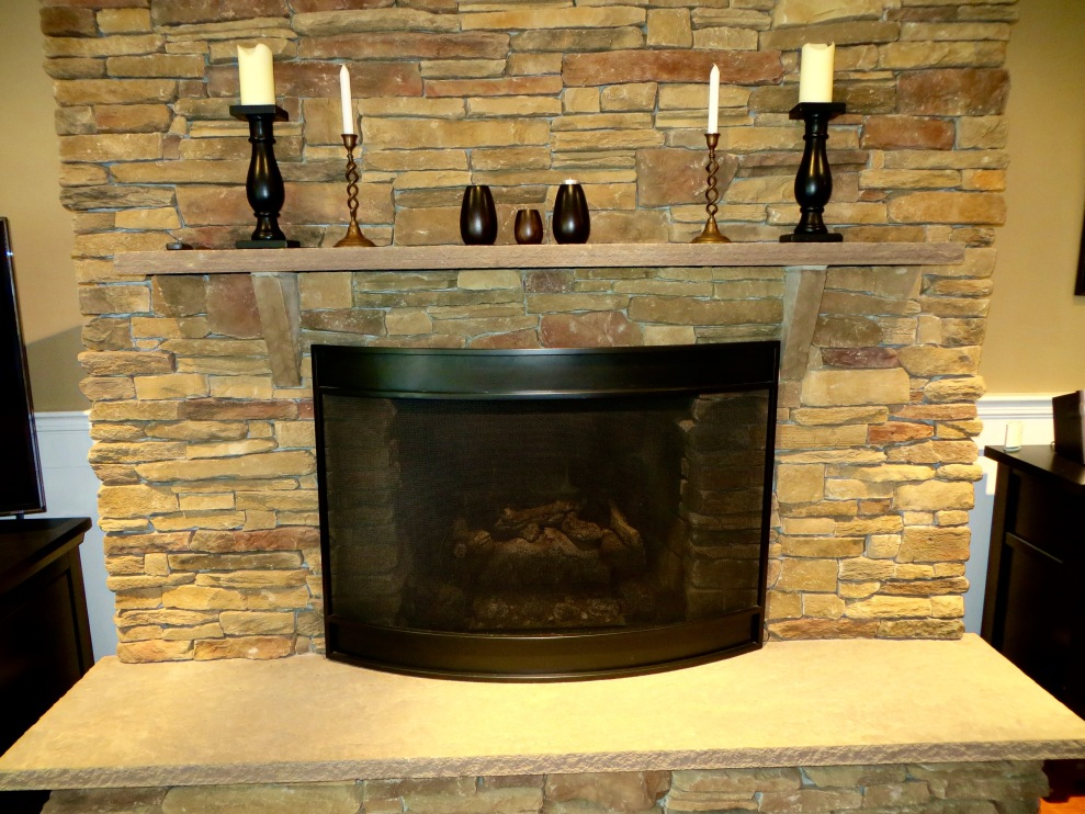 17 fireplace