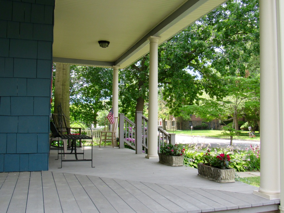 2 front porch