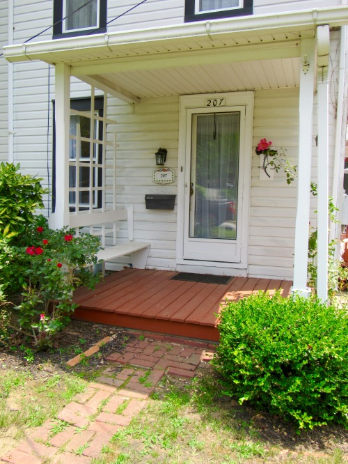 3 front porch