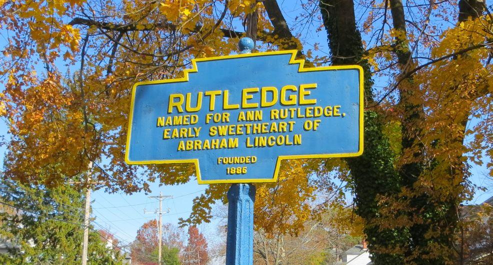 24 Rutledge Sign