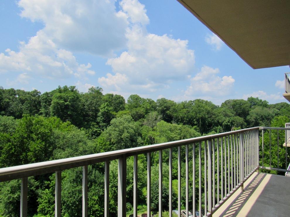18. Balcony