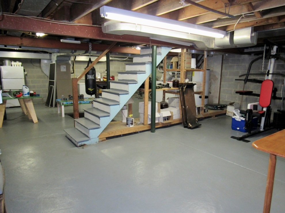 23. basement