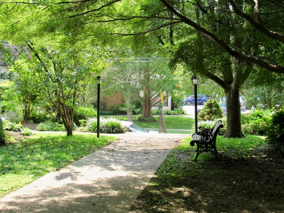11. Community garden