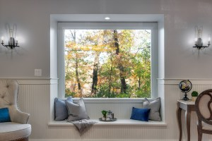 5. Window seat