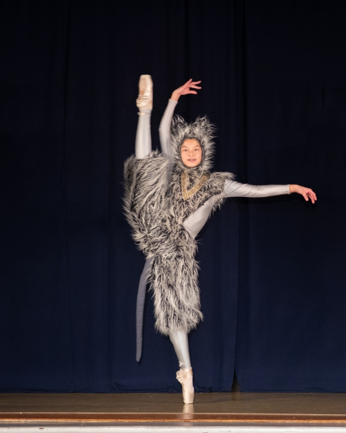 Elizabeth mouse costume