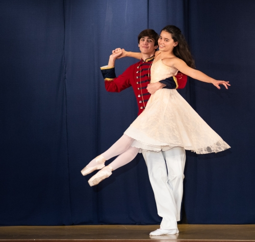 Swarthmore Ballet Theatre - Rose and Theo