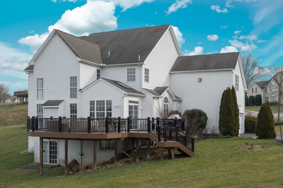 26. rear house