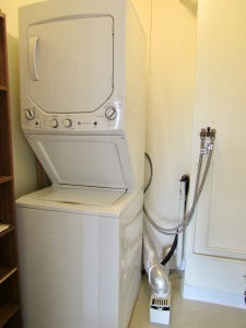 10. In-unit laundry