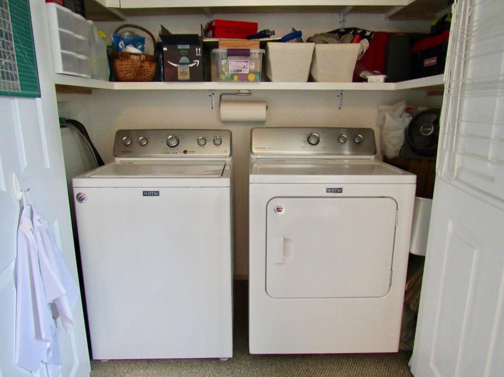 12. Laundry
