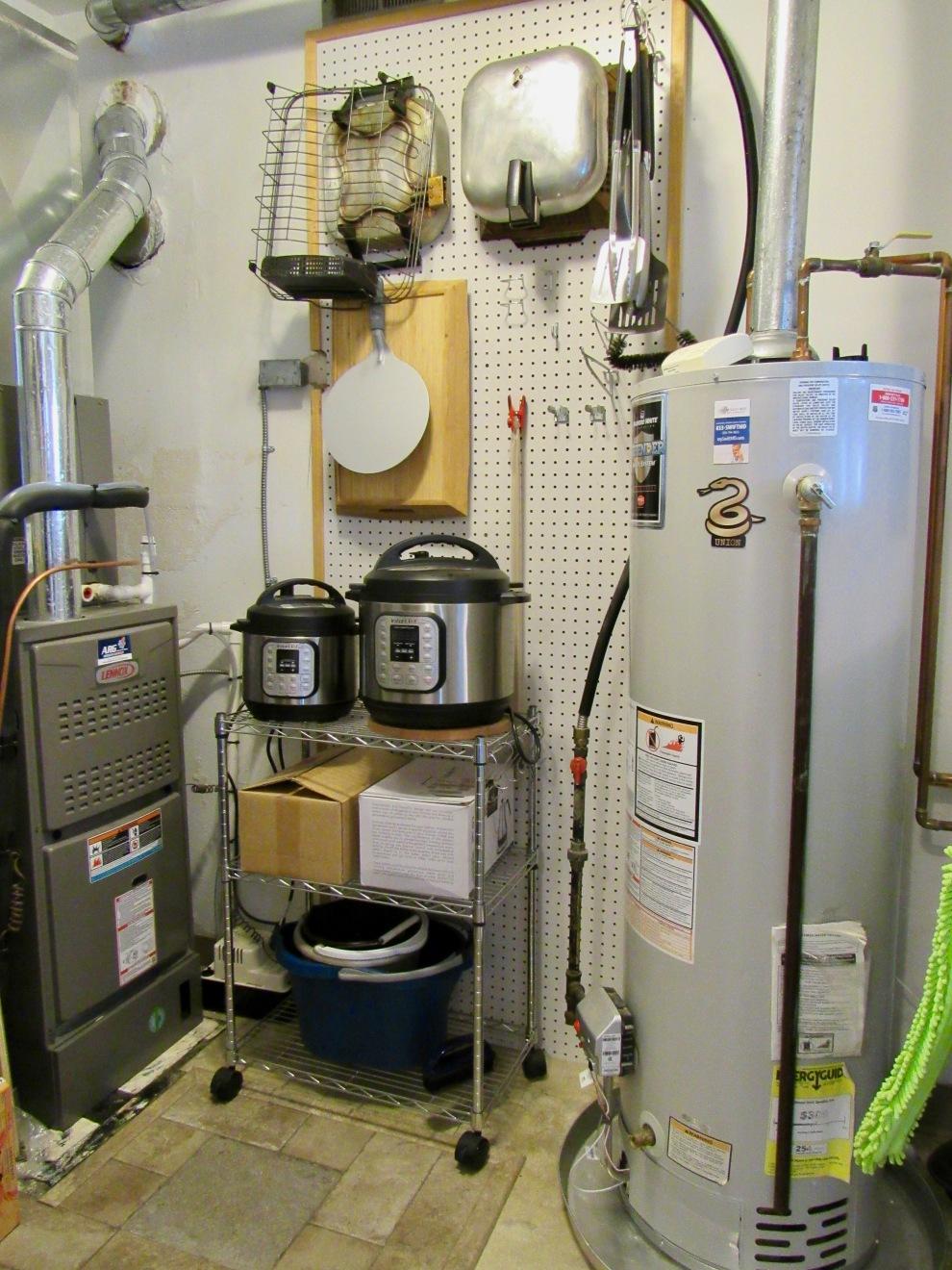 13. Utility area
