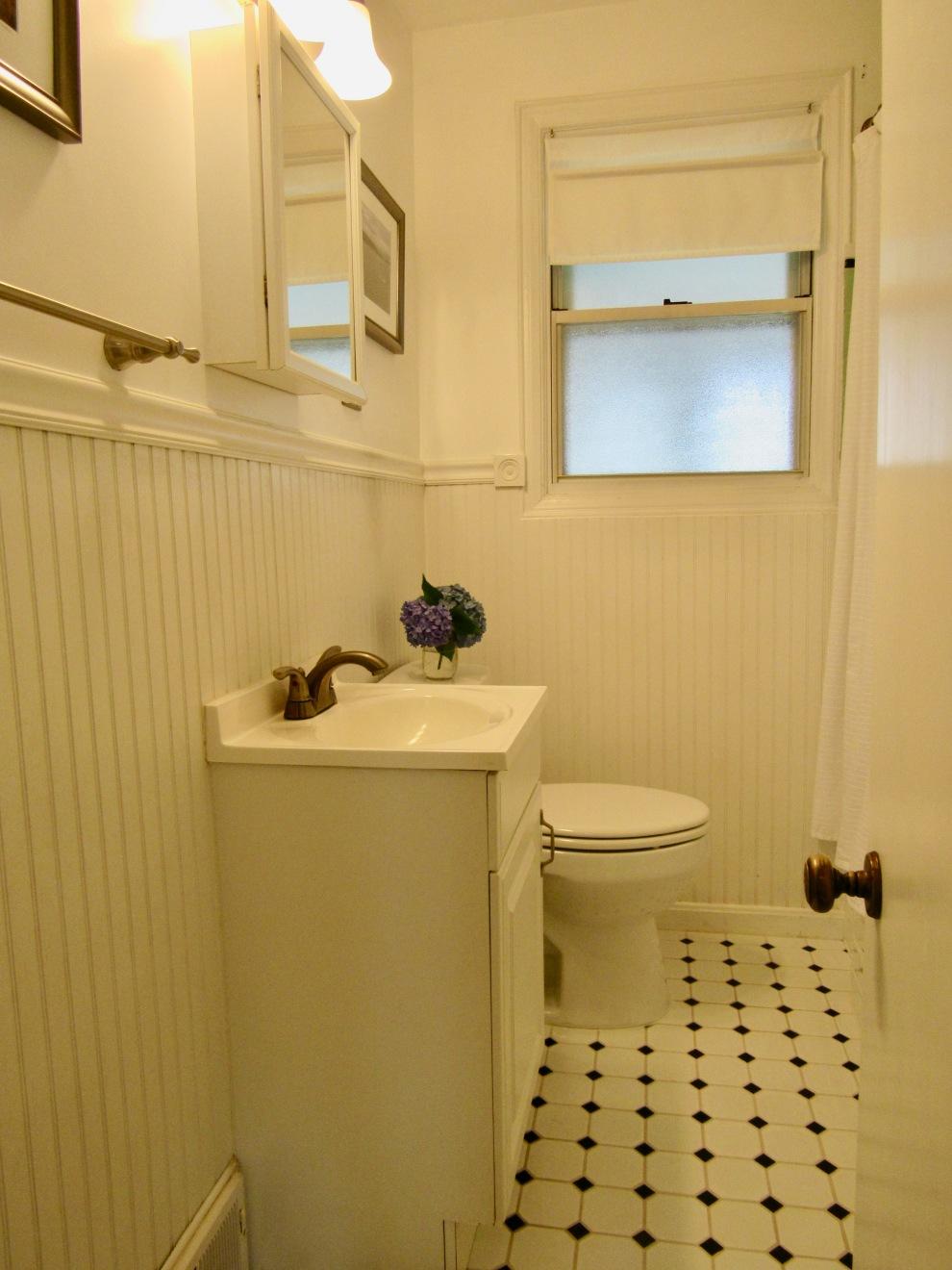 6. Hall bath
