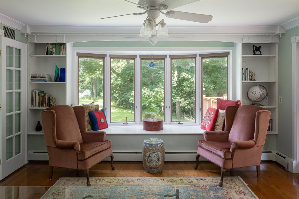 7. Window seat