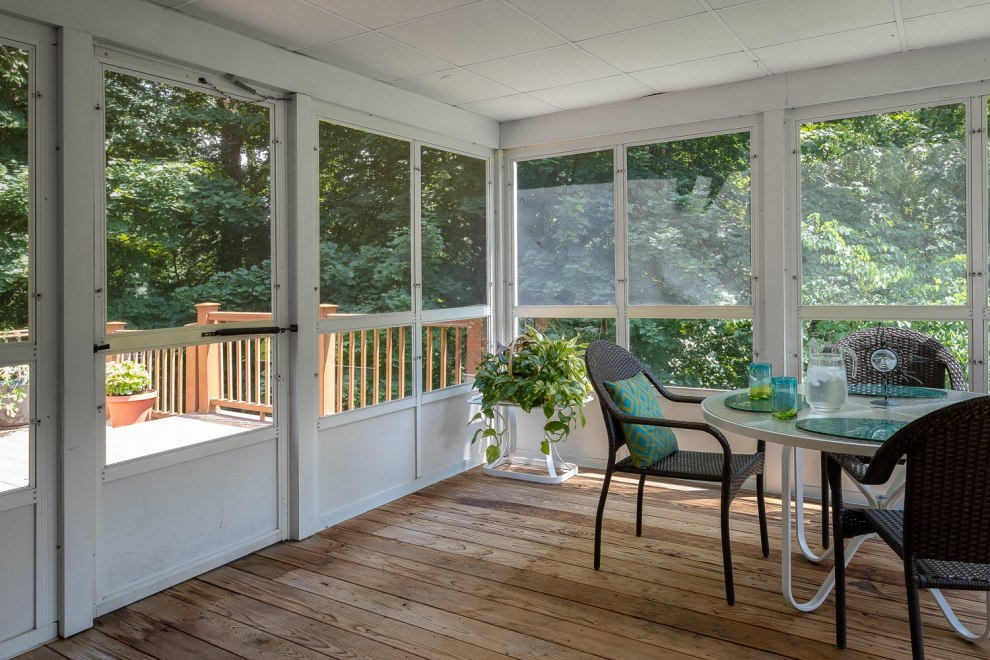 8. Screened Porch