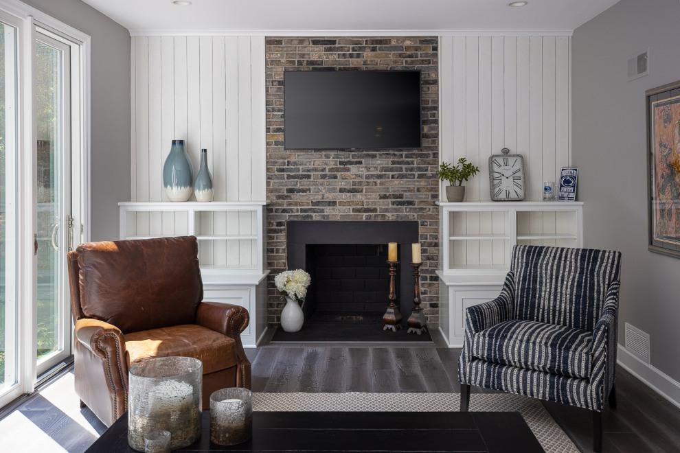 15. FR fireplace