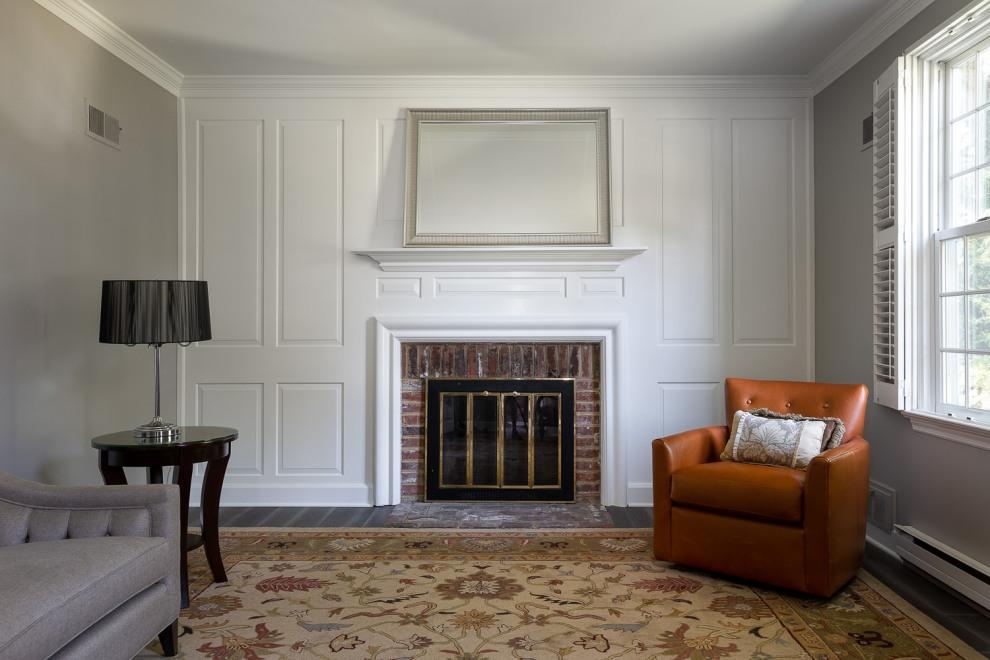 5. Fireplace