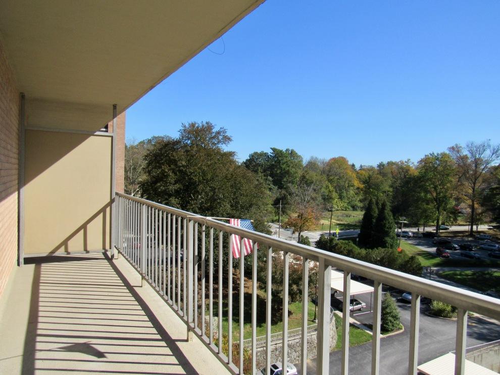 12. Balcony