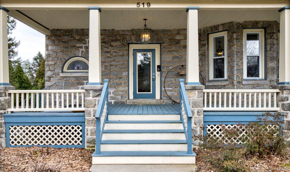 2. front porch