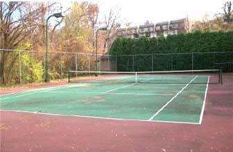 16. Tennis Court