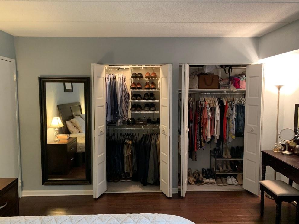 20. master closets