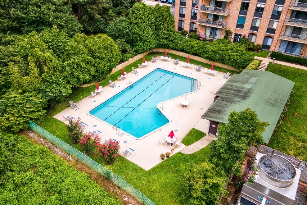 17. Community Pool